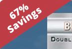 67% Savings