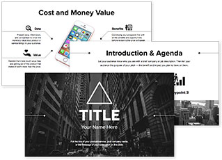 Ultimate sales presentation template