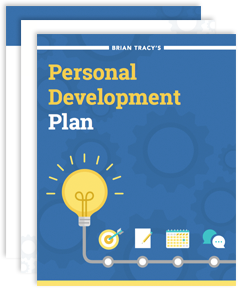 Personal Development Plan Template Brian Tracy